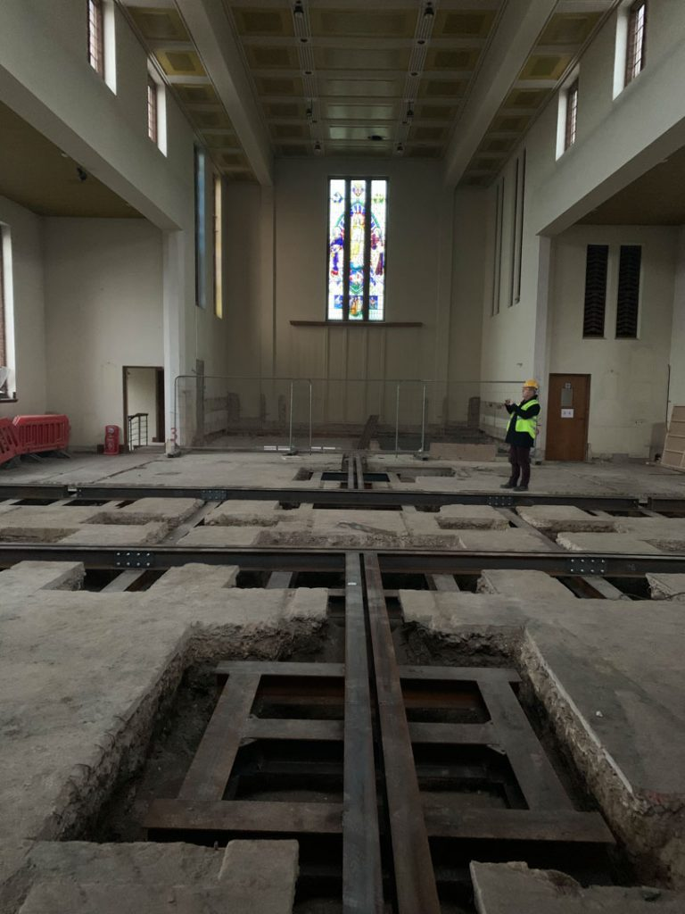 ST Peter's Church Project